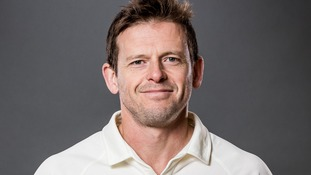Ireland cricketer Ed Joyce, who has announced his retirement as a player