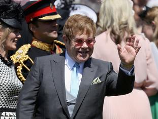 Sir Elton John is a previous victim of the hoaxers.