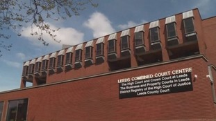 The hearing has been taking place at Leeds Crown Court.