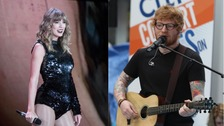 Taylor Swift, Ed Sheeran and Sam Smith to perform in Swansea this weekend