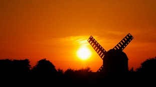 Hatton sunset  DARREN MOSTON