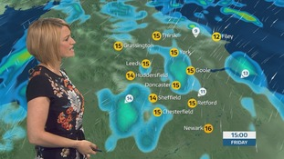 Your late weather forecast with Kerrie Gosney