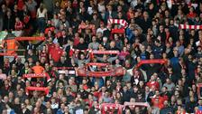 1,000 Liverpool fans' Champions League flights cancelled