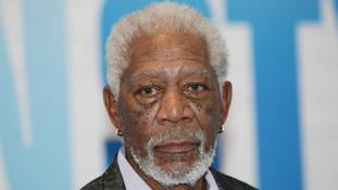 Morgan Freeman was also accused of making comments about women's clothing or bodies