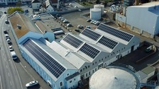 Largest solar energy scheme in Channel Islands completed