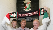 Glentoran announce new club management team