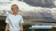 Wales Weather: Heavy showers overnight!