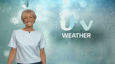Wales Weather: A wet start for much of Wales!