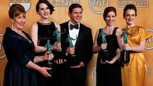 More Downton success at the Screen Actors Guild Awards