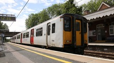 Bank holiday rail disruption