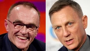 Danny Boyle and Daniel Craig will work together on the James Bond set.