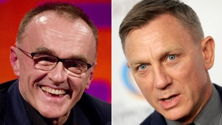 Danny Boyle teams up with Daniel Craig as he is confirmed as the next James Bond film director