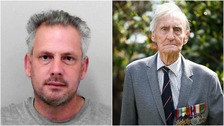 Bogus builder guilty of hammer attack on D-Day veteran
