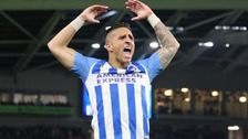 Brighton and Hove Albion footballer caught doing 110mph