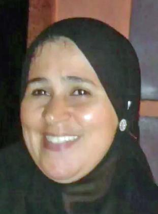 The mother of Faouzia El-Wahabi paid tribute to the 41-year-old.