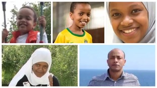 The Hashim family were all killed in the Grenfell Tower blaze.