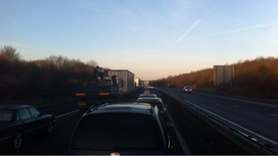 M26 traffic