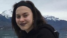 Anastasia Kriegel, 14, had been missing for days before her body was found in Co Dublin