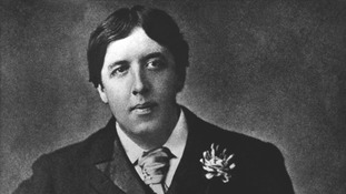Oscar Wilde was lauded for his art, but died in disgrace after being convicted for homosexual relationships.