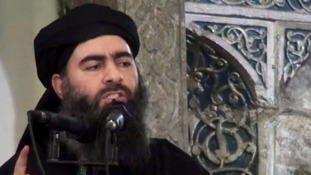 IS leader Baghdadi may still be alive, says western coalition general in Iraq and Syria