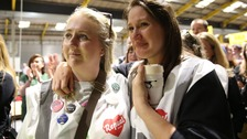 Counting in Ireland's historic abortion vote begins