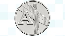 Angel of the North coins go into circulation
