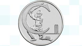 Cricket coin