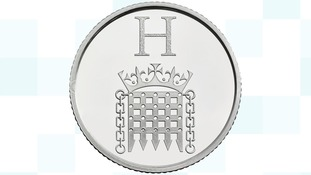Houses of Parliament coin