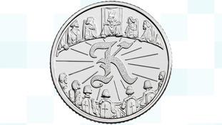 King Arthur coin