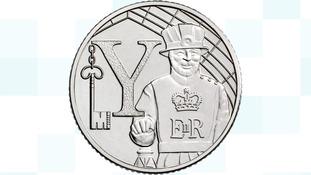 Yeoman warder coin.