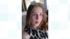 Appeal to find missing schoolgirl who never arrived home