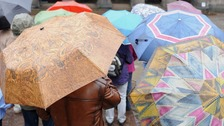 Bank holiday weekend rain warning for Wales