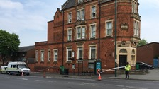 15-year-old boy in hospital after Nottingham stabbing