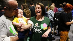 Counting in Ireland begins as anti-abortion campaign concedes defeat