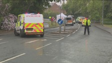 Man arrested after County Durham police shooting