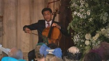 Sheku Kanneh-Mason sees chart success after Royal Wedding