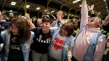 Yes voters celebrate 'resounding victory' in Ireland abortion referendum