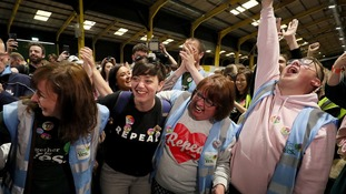 Ireland has voted for abortion reform.