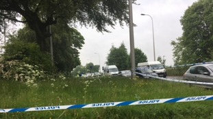 A 15 year old boy was stabbed in Lowedges Road in Sheffield