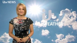 Weather with Kerrie - Rest of the long weekend