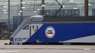 It is believed that the teenager boarded the Eurotunnel.