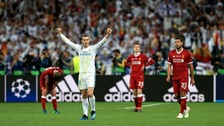 Real Madrid beat Liverpool to win Champions League