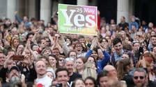 Focus of abortion reform debate turns to Northern Ireland