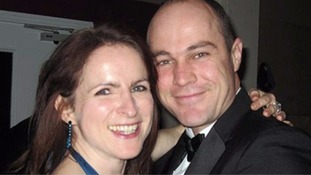 Victoria Cilliers and her husband Emile who was convicted of her attempted murder