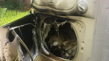 Fire service issue advice after tumble dryer fire in Jersey