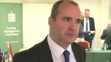 Guernsey's Health Department will 'struggle to stay under budget' this year