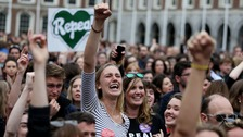 Irish pro-choice campaigners pledge to back N Ireland reform