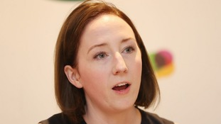 Co-director of Together for Yes Grainne Griffin