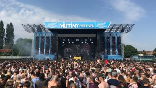 Pair who died at Mutiny Festival among 15 admitted to hospital