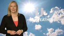 A thundery Bank Holiday in store with sunny spells in the south